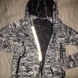 Super Dry Sports Rain Jacket (Reflective)